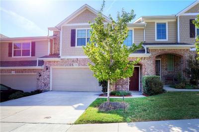 Irving Townhouse For Sale: 3724 Sicily Street