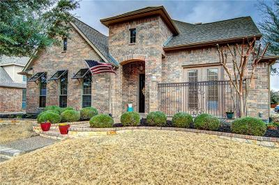 McKinney Single Family Home For Sale: 8100 Craftsbury Lane