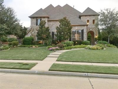 Frisco Single Family Home Active Option Contract: 3740 Amherst Lane
