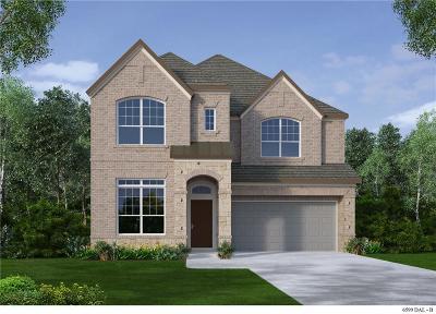 Irving Single Family Home For Sale: 6322 Saddlebrook Way