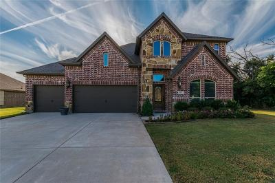 Single Family Home Active Option Contract: 4601 Liberty Hill Trail