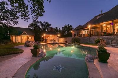 Granbury Single Family Home For Sale: 700 Temple Hall Highway