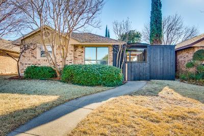 Dallas Single Family Home For Sale: 2556 Sunscape Lane