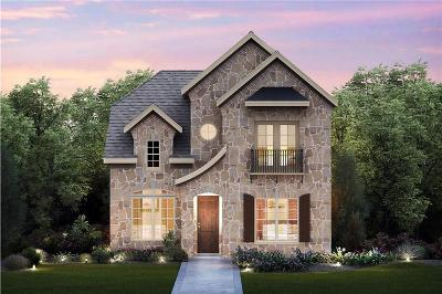 Allen Single Family Home For Sale: 806 Davids Way