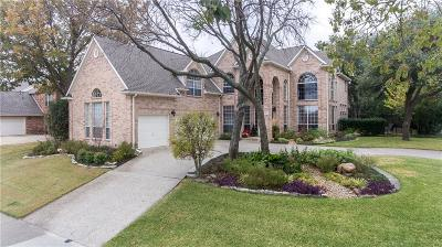 McKinney Single Family Home Active Contingent: 1302 Lakewood Drive