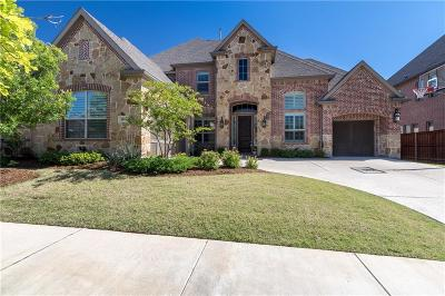 Frisco Single Family Home For Sale: 1806 Bridle Boulevard