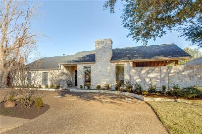 Dallas Single Family Home For Sale: 5805 Glen Heather Drive