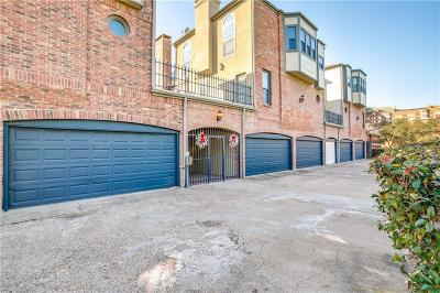 Condo Active Option Contract: 4511 Gilbert #107