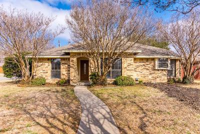 Rowlett Single Family Home For Sale: 3501 Amber Avenue
