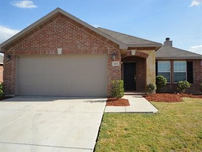 Residential Lease For Lease: 404 Silver Leaf Drive