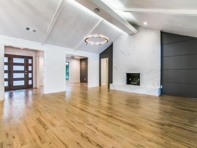 Single Family Home For Sale: 6908 Leameadow Drive