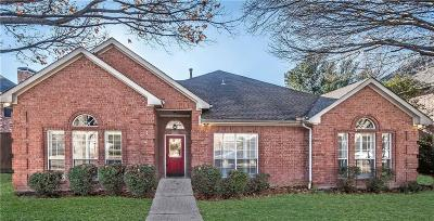 Allen Single Family Home For Sale: 1010 Timberline Lane