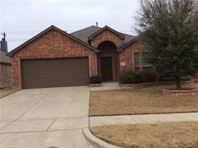 Mckinney Single Family Home Active Option Contract: 9712 Sand Trap Drive