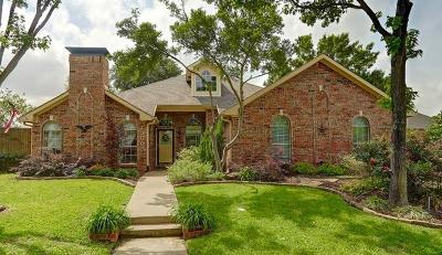 Carrollton Single Family Home Active Option Contract: 1300 Osceola Trail