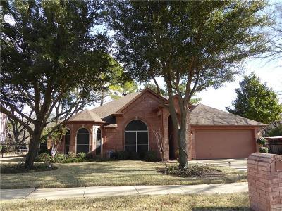 Arlington Single Family Home For Sale: 3614 Heatherbrook Drive
