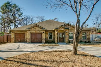Irving Single Family Home For Sale: 1131 S Nursery Road