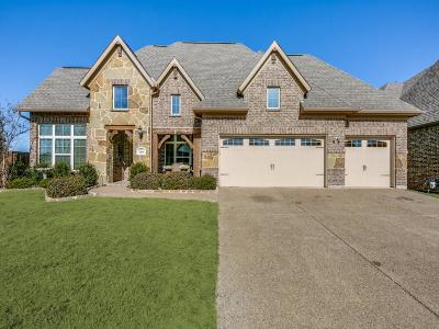 Forney TX Single Family Home For Sale: $339,750