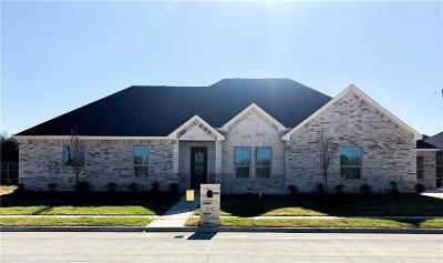 Arlington Single Family Home Active Option Contract: 3602 Tristan Court