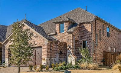Lewisville Single Family Home For Sale: 308 Highwood Trail
