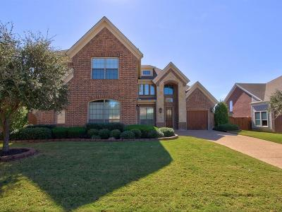 Keller Single Family Home Active Option Contract: 1532 Longhorn Trail