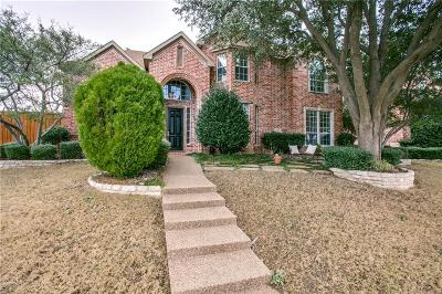 Plano Single Family Home For Sale: 3908 Arbor Vista Drive