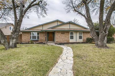 Plano Single Family Home For Sale: 3324 Claymore Drive
