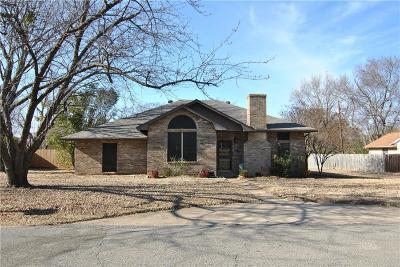Canton TX Single Family Home Active Option Contract: $156,000