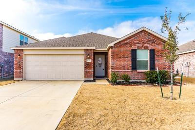 Little Elm Single Family Home For Sale: 1708 Abby Creek Drive