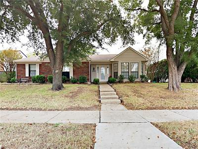 Lewisville Single Family Home For Sale: 2422 Forestmeadow Drive