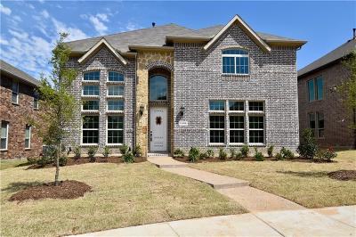 Frisco Single Family Home For Sale: 12006 Big Springs Drive
