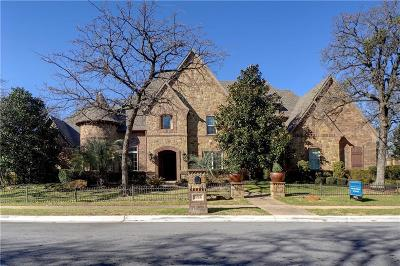 Colleyville Single Family Home Active Kick Out: 7216 Windswept Trail