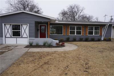 Dallas Single Family Home For Sale: 11741 Strand Street