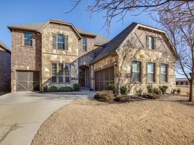 McKinney Single Family Home For Sale: 3621 Caribou Trail