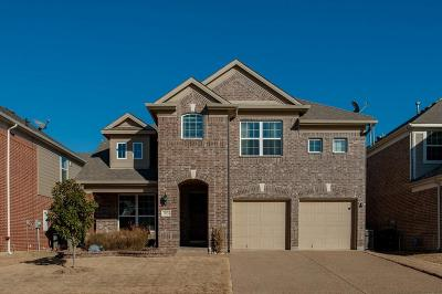 Fort Worth Single Family Home For Sale: 15524 Mayflower Trail