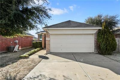Fort Worth Single Family Home For Sale: 6337 Downeast Drive