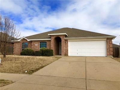 Burleson Single Family Home Active Option Contract: 1008 Carlin Lane