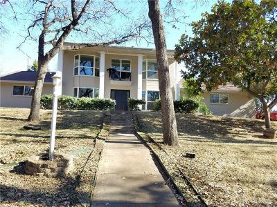 Bedford, Euless, Hurst Single Family Home For Sale: 1407 Cliffwood Road