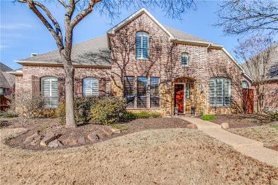 Richardson Single Family Home For Sale: 5713 Eaglebend Drive