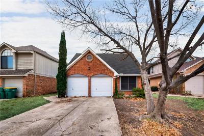 Lewisville Single Family Home Active Option Contract: 2062 Sienna Trail