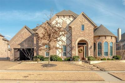 Frisco Single Family Home For Sale: 6564 Simon Avenue