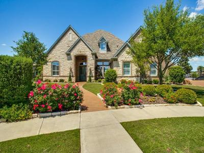 Granbury Single Family Home For Sale: 2707 Waters Edge Drive
