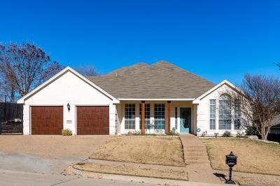 Benbrook Single Family Home For Sale: 10234 Trail Ridge Drive