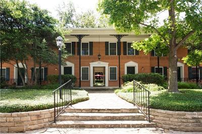 Highland Park, University Park Condo Active Option Contract: 4704 Abbott Avenue #118
