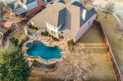 Prosper Single Family Home For Sale: 690 Table Rock Drive