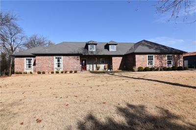 Aubrey Single Family Home For Sale: 512 W Pecan Street
