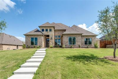 Prosper Single Family Home For Sale: 1811 Shavano Way