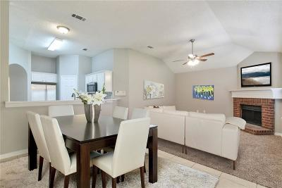 Mansfield Single Family Home Active Option Contract: 633 Blueberry Hill Lane