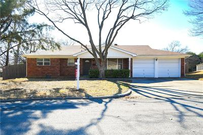 Bedford, Euless, Hurst Single Family Home Active Option Contract: 902 Royce Drive