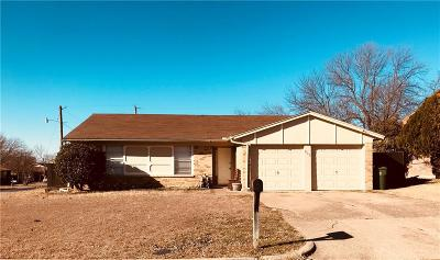 Mansfield Single Family Home Active Option Contract: 617 Circleview Drive