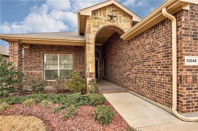 Fort Worth TX Single Family Home Active Option Contract: $244,900